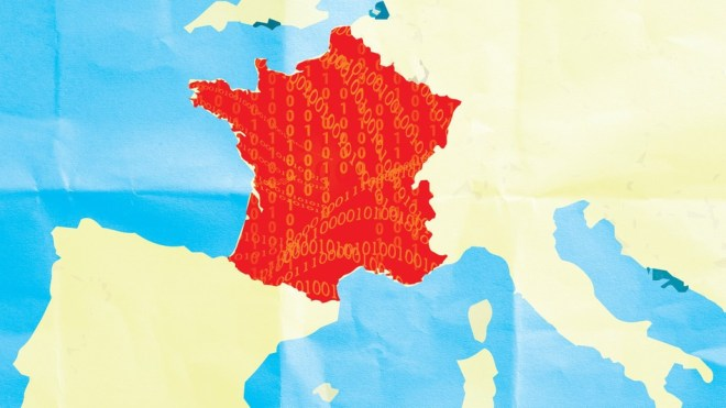 France-Under-Cyberattack