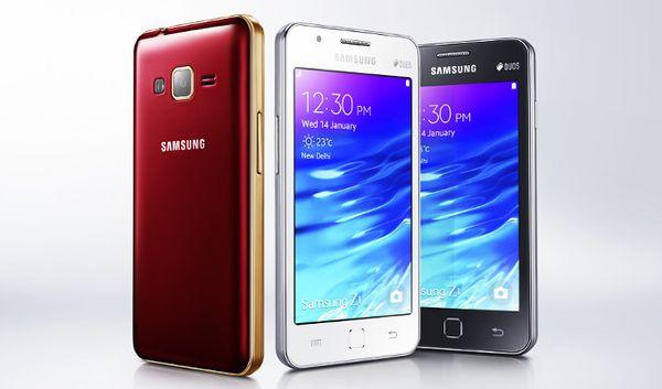 سامسونج تكشف عن هاتف Z1 بنظام تايزن - عالم التقنية
