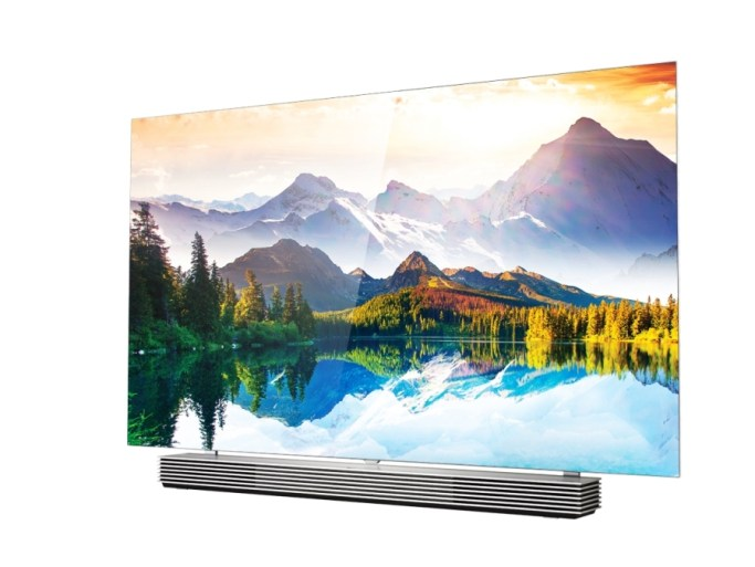 LG 4K OLED TV EF9800