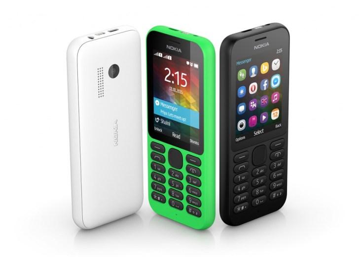 Nokia 215 - LR