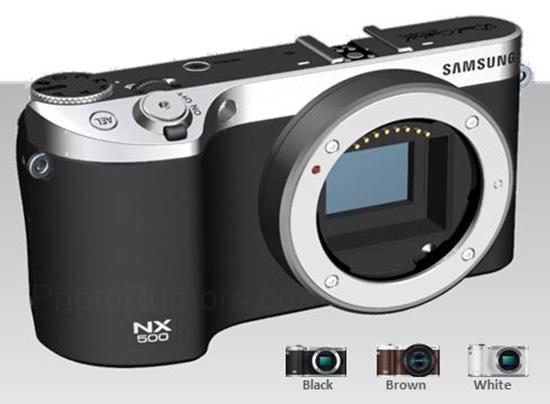 Samsung-NX500