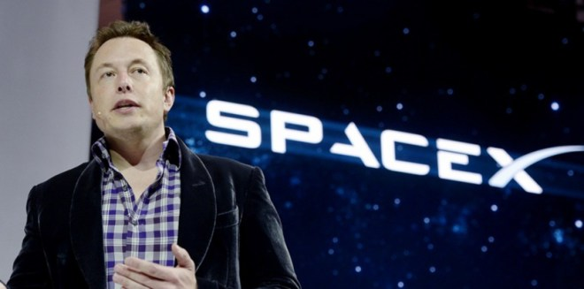 SpaceX CEO Elon Musk Unveils Company's New Manned Spacecraft, The Dragon V2