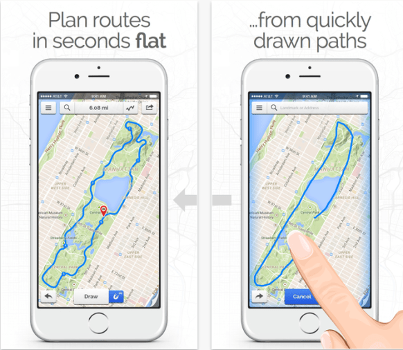 Footpath Route Planner