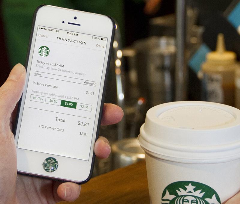 Starbucks-iPhone-app