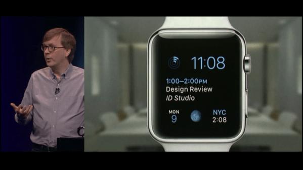 أبل ووتش iOS 8.2