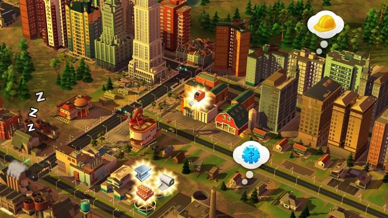 إبني مدينتك عبر لعبة SimCity BuildIt على أندرويد | عالم التقنية