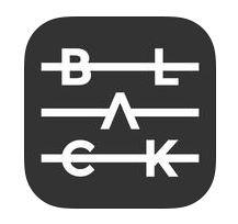 BLACK تطبيق فريد من نوعه في معالجة صورك على آيفون