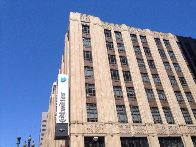 Twitter-building
