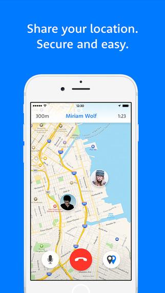تطبيق جديد لمعرفة أماكن تواجد إصدقائك عبر مكالمة صوتيّة