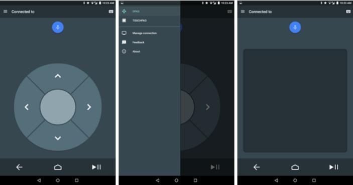 تحديث تطبيق التحكم بتلفاز الأندرويد على بعد Android TV Remote