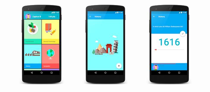 قوقل تطلق التطبيق الخاص بمشروعها توبيكا للمطورين على أندرويد