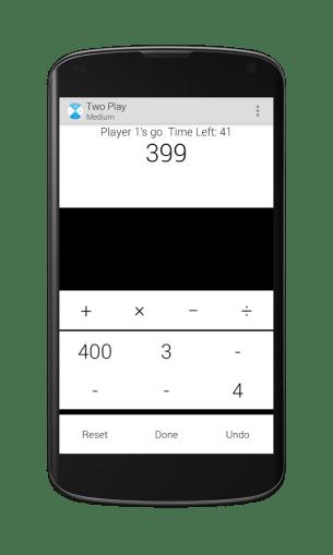 Countdown Maths