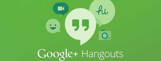 Hangouts لسطح المكتب يحصل على عرض كامل لمشاركة الشاشة