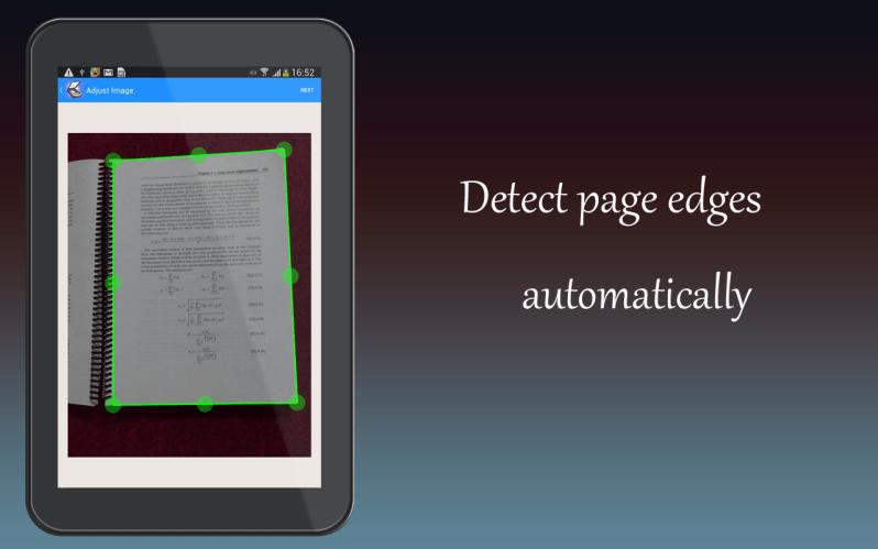 تطبيق الماسح الضوئي المجاني Fast Scanner على أندرويد و iOS