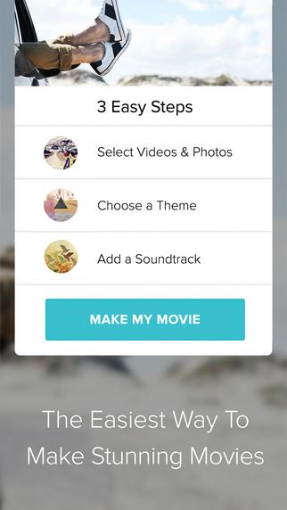 تطبيق Magisto لإنشاء فيديو مضاف إليه صور وتأثيرات ومقاطع صوتية