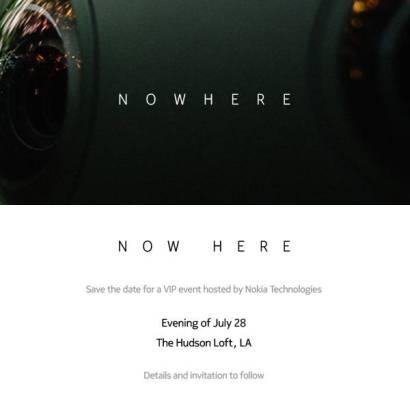 Nokia-event