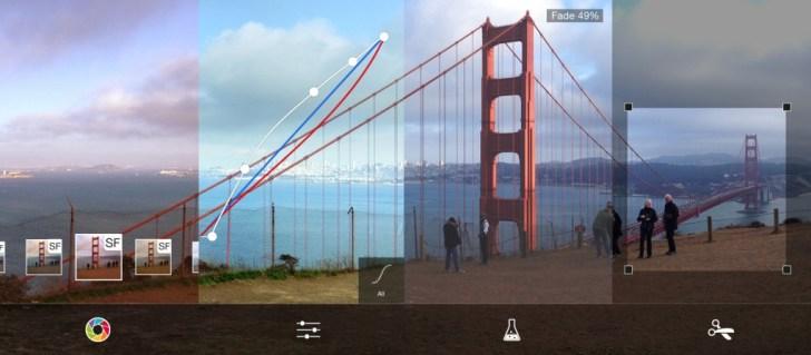 ProCamera 8 على iOS يجلب مجموعة واسعة من أدوات التحرير على الصور