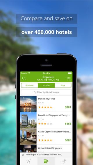 تطبيق Wego يجمع لك أسعار الفنادق وحجوزات الطيران في مكان واحد