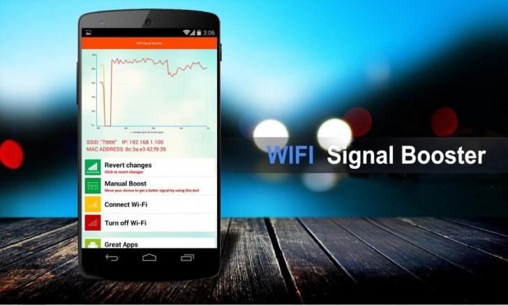 Wifi Booster & Easy Analyzer