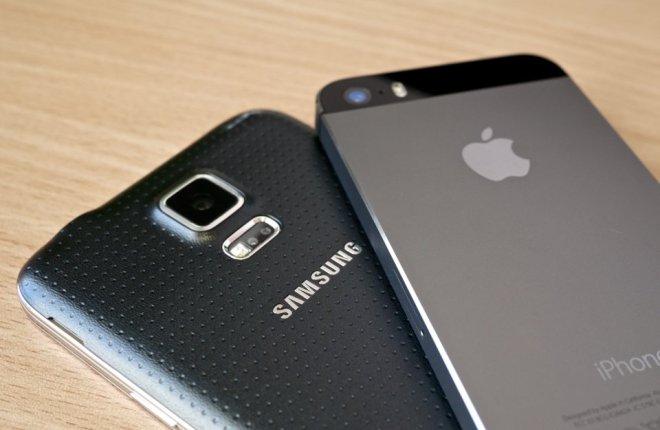 iphone galaxy