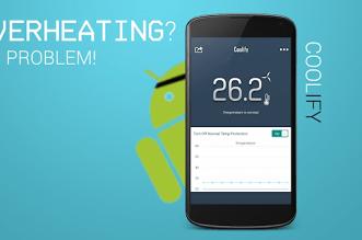 "Coolify لحفظ درجة حرارة هاتفك الاندرويد بوضعها الطبيعي ""روت"""
