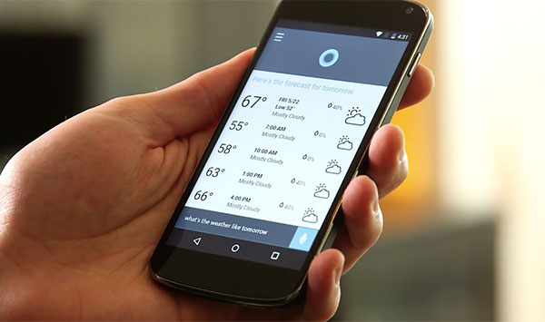 Cortana-app-Android