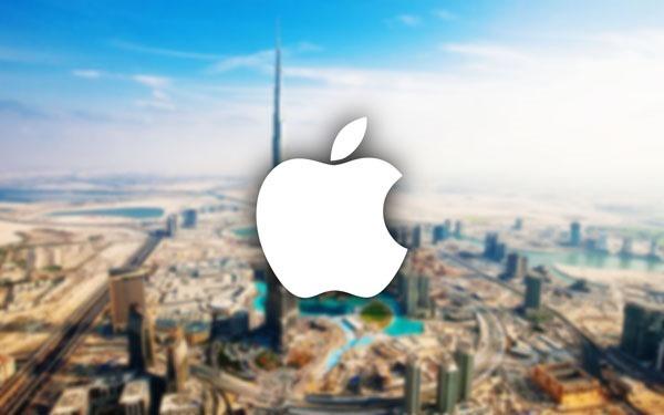 Dubai-Apple