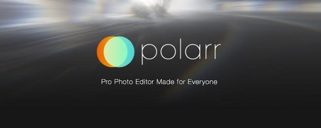 تطبيق Polarr محرر الصور العملاق والجديد على أندرويد و iOS