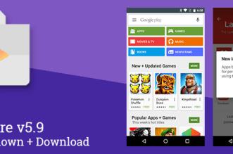 متجر قوقل بلاي 5.9 يجلب الإعداد لأندرويد 6.0، ودعم خاصية البصمة والمزيد
