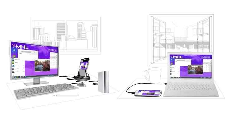 تطبيق Andromium OS معه ستُحوّل هاتفك الأندرويد لجهاز كمبيوتر