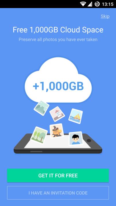 معرض الصور QuickPic يجلب مساحة تخزين سحابية 1000GB مجانًا