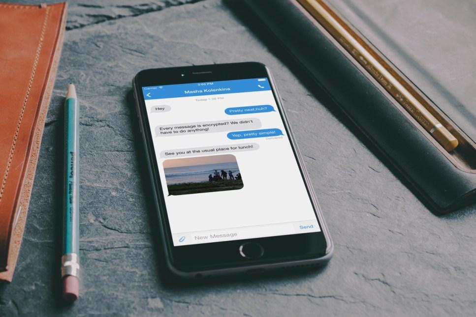 تطبيق التراسل TextSecure على أندرويد و iOS يأتي بفكرة خصوصيتك لوحدك