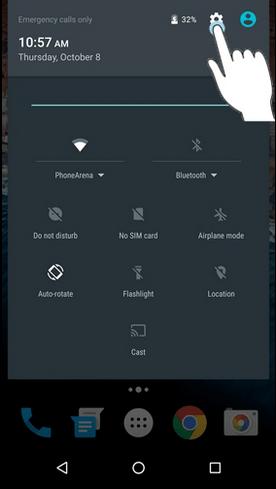 كيفية التعديل والتحكم على اذونات التطبيق في اندرويد 6.0