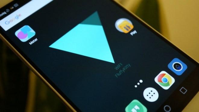 تطبيق Meter من قوقل لتحويل خلفية شاشة الأندرويد لويدجت حي