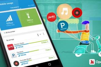 تحديث أوبرا ماكس يُجلب ضغط البيانات لخمس خدمات موسيقية جديدة