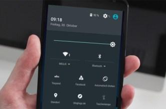 تحديث تطبيق Custom Quick Settings يضيف ميزة الإعدادات الحيّة