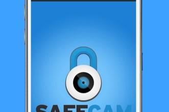 SafeCam على اندرويد لوضع الصور وأشرطة الفيديو في معرض مُشفّر وآمن