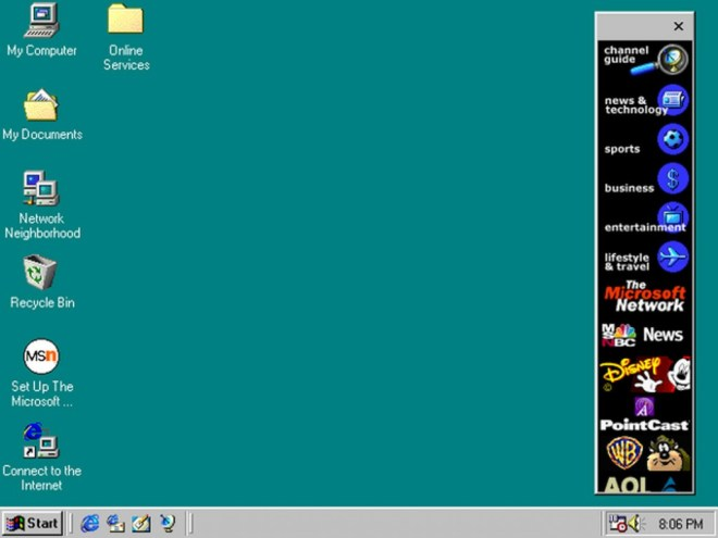 ويندوز 98