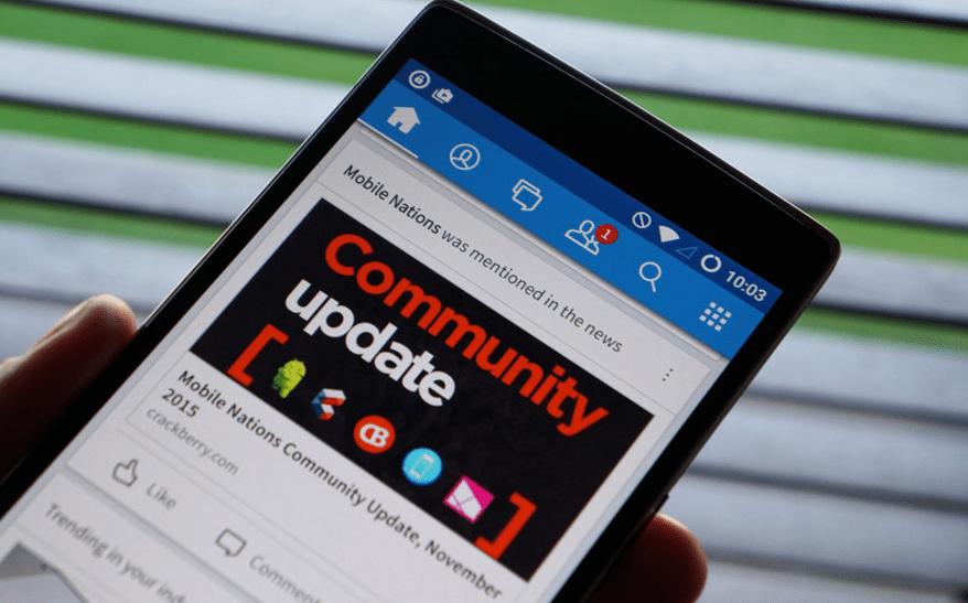 تحديث تطبيق الشبكة المهنية LinkedIn على أندرويد و iOS