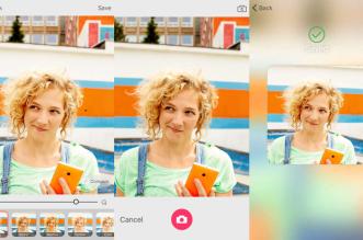 Microsoft Selfie على iOS يحصل على تحديث يجلب واجهة جديدة وخاصية المشاركة