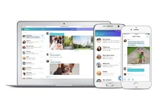 ياهو تعيد تقديم تطبيق التراسل خاصتها Yahoo Messenger بحلته الجديدة