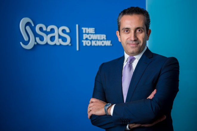 Marcel Yammine, General Manager for Gulf and Emerging Markets at SAS (1)