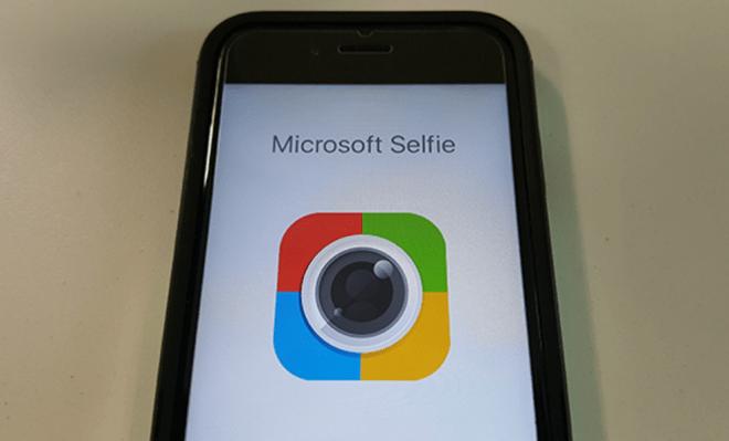 تحديث تطبيق Microsoft Selfie يدعم عصا السيلفي