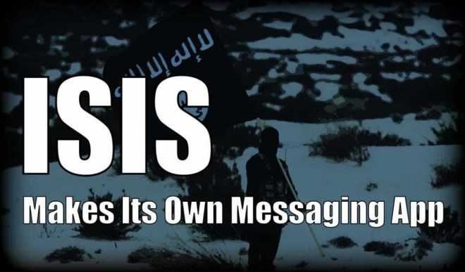 isis-messaging-app