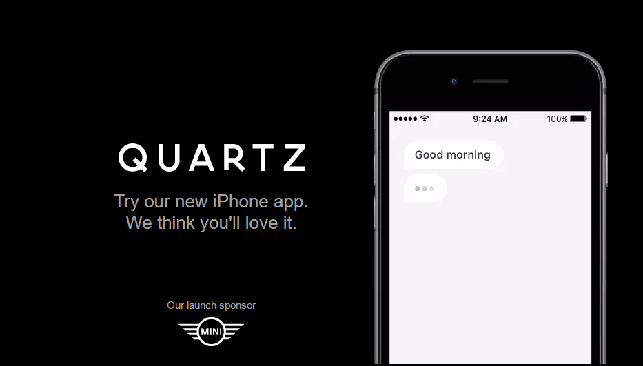تطبيق Quartz على iOS يُجلب وسيلة جديدة لقراءة الأخبار