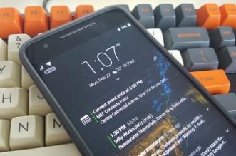 تطبيق Next Lock Screen يدعم الآن بصمة الأصبع للكثير من الهواتف