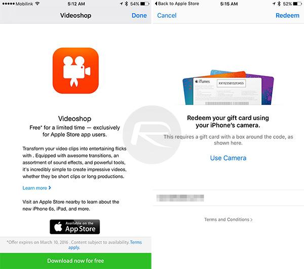 تطبيق Videoshop لمعالجة الفيديو على iOS يمكن الآن تثبيته مجّانًا