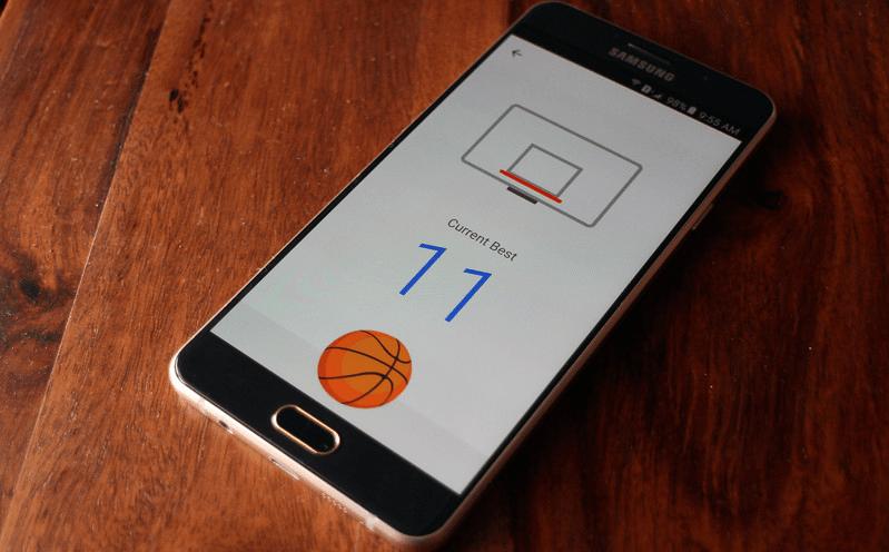 فيسبوك ماسنجر يتيح لعبة كرة السلة للترفيه أثناء المحادثة