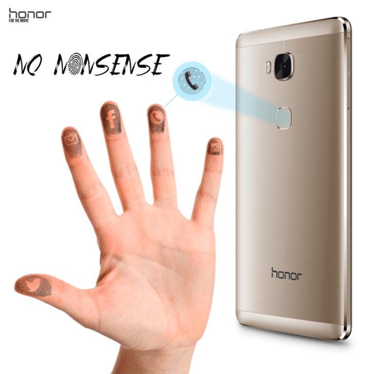 5X Fingerprint