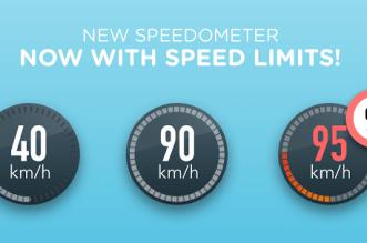 Waze Speed Limit
